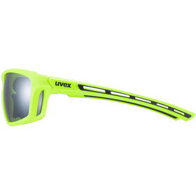 UVEX Sportstyle 229 Glasses yellow/litemirror silver